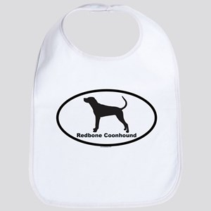 REDBONE COONHOUND Bib